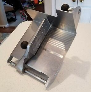 Berkel 909 Commercial Meat Tray Pusher Assembly