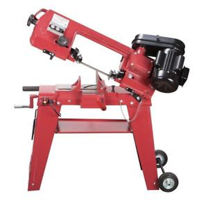 3 Speed Horizontal Vertical Metal Cutting Band Saw Adjustable Aluminum Brass Cut