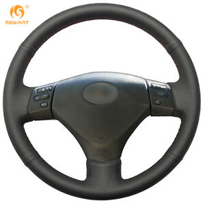 Steering Wheel Cover For Lexus Rx330 Rx400h Toyota Corolla Verso Camry ft12