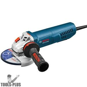Bosch Tools Gws13 50vsp rt 13amp 5 Angle Grinder Variable Speed W paddle