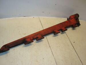 1966 Case 930 Tractor Water Tube Manifold