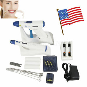 Dentist Obturation Endo System Endodontic Gun Heated Pen Gutta Percha Tips Vtcy