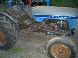 Leyland 154 Gas Tractor