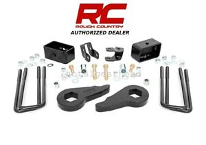 1999 2006 Chevrolet Gmc 1500 4wd 1 5 2 Rough Country Leveling Lift Kit 28300