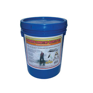Fall Protection Roof Safety Kit Bucket Harness Rope Osha 4 Buckets