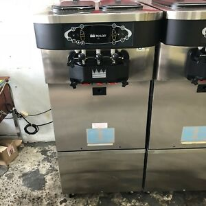 5 2012 Taylor 3 Ph C723 33 Frozen Yogurt Soft Serve Ice Cream Machine 5600 Ea
