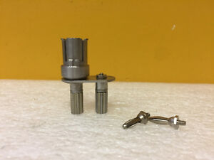 General Radio 874 q2 Non Locking Gr874 To Jack Adapter To Binding Post New