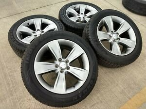18 Dodge Charger Challenger Oem Gray Wheels Rims Tires 2016 2017 2018 2019 2521