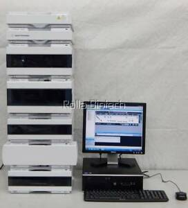 Agilent 1260 Series Dad System Hplc Lc System 3 1200 1100