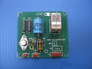 Thermco 123970 001 Pcb Assembly