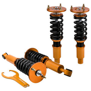 Fit Mitsubishi Eclipse 1995 1997 1998 1999 2nd Gen Front Rear Coilover Damper