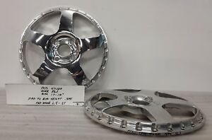 Pair New Ccw 3pc Lm5 17 18 Centers 4x100 56 1mm
