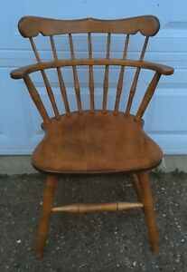 Vintage S Bent And Brothers Dining Chairs Set Of 2
