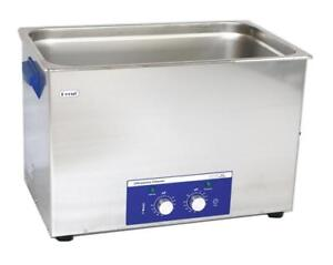 Timer Heated 28l Industrial Ultrasonic Cleaner For Parts Material Clean Dr mh280