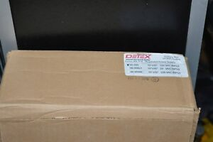 Detex 90 800 Series 800 Regulated Power Supply Crash Bar Ps Ee New In Box