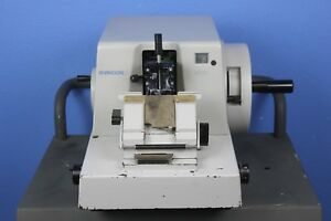Shandon As 325 Microtome Excellent Working Condition