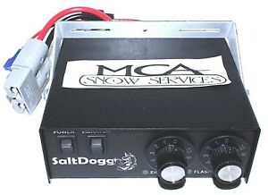 Buyers Saltdogg Heavy Duty Variable Speed Controller Pro Shpe 3016934