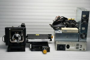 Veeco Wyko Nt3300profiling System Optical Head motion Units Control And Cables 2