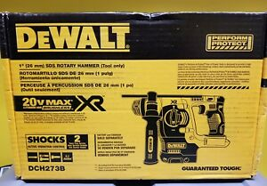 Dewalt Dch273b 20v Max Brushless Sds Rotary Hammer more Power Tool Only
