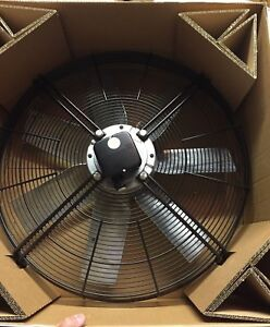 Ziehl Abegg Axial Fan Type Fc063 6ek 6f v7 Article 142185 230v 1 Ph