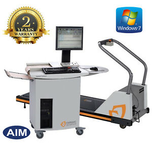 Mortara Quinton Q stress Stress System Win 7 With Treadmill patient Ready