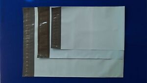 20 Shipping 12x15 9x12 Poly Plastic Mailing Bags Envelopes Ups Usps