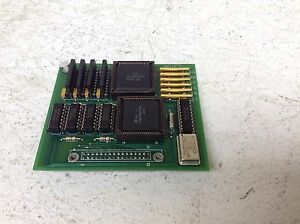Edmunds Gages 4110883 Rev 0 Circuit Board Pcb