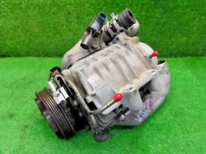 Jdm 1987 Toyota Mr2 Aw11 Mk1 Super Charger 4agze 17620 16010 Oem