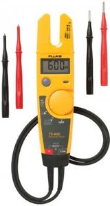 New Fluke Digital 600volt Ac dc Clamp Test Meter Digital Electrical Testing Tool