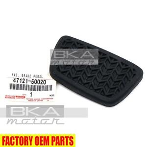 New Genuine Toyota Oem Automatic Brake Pedal Pad 4runner Camry Fj Cruiser Prius