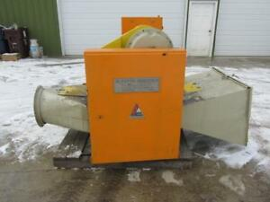 Bloapco Model 3c1036f Paper Cardboard Shredder For Baler 10 Hp 3 Phase