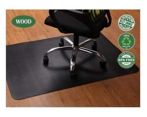 Office Chair Floor Mat Pvc Hard Plastic Carpet Protector Rug Home Computer Desk