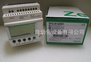 1pc New In Box Schneider Zelio Plc Sr2b122bd