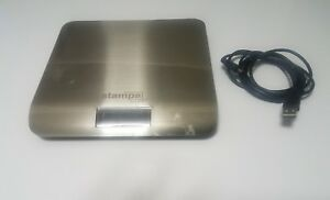 Stamps com 5lb Digital Postal Scale Stainless Steel
