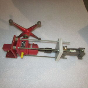 Actionjac Worm Gear Ball Screw Jack Nook 2000 Inside With Miller Pump