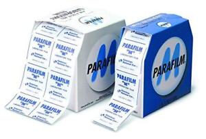 Parafilm M Pm999 All purpose Laboratory Film 4 X 250 On 1 Core