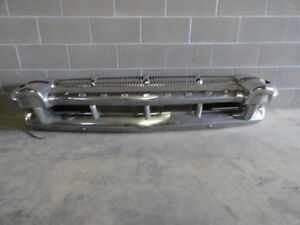 1956 Mercury Front End Bumper Grille Assembly