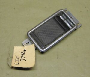 Mgb Rh Door Release Handle Czk3792 Nos