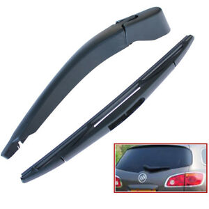 New Rear Windshield Wiper Arm Blade Kit Replacement For 08 15 Gm Buick Enclave