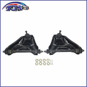 Brand New Front Upper Control Arm Set For Chevy Gmc Buick Oldsmobile Pontiac