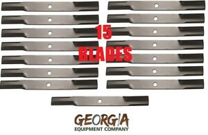 15 Usa Bushhog 82325 Blades Repl Set For 6 Bushhog Grooming finishing Mowers