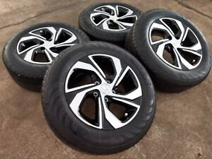16 Honda Accord 2017 Oem Wheels Rims Tires 2014 2015 2016 2018 Civic H Rv Cr Z