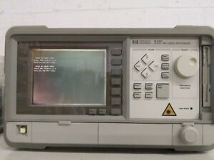 Hp 8147 Optical Time Domain Reflectometer E4310a