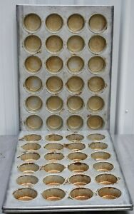 Heavy Duty Aluminum 24 Cup Muffin Pan 18 x26