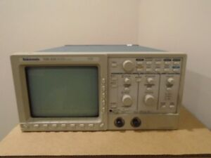 Tektronix Tds 410 Two Channel Digitilizing Oscilloscope150 Mhz 100 Ms s