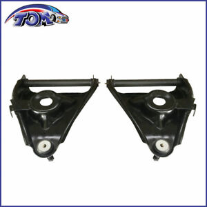 New Lower Front Control Arm W Ball Joint Pair Set For Chevy Pickup Truck