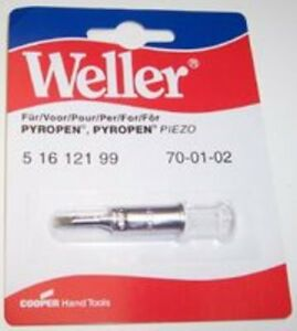 0 079 Chisel Tip For Wsta3 And Wpa2 Pyropen Soldering Tool
