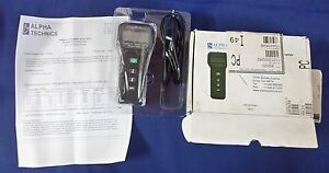 Alpha Technics Model 3000i Digital Precision Thermometer New Unused