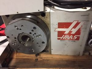 Haas Hrt 310 Brush Rotary Table Indexer 4th Axis 90 Days Warranty