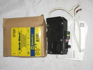Qo130gfi Square D Gfi Circuit Breaker New In Box